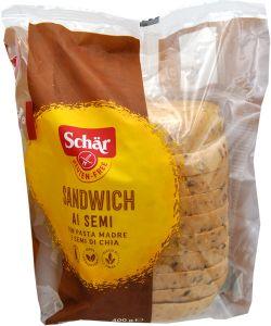 Schär Sandwich ai Semi 400 g.