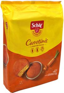 Schär Carrotinis 4 X 50 g.