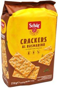 Schär Crackers al Rosmarino 6 X 35 g.