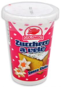 Colombo Zucchero a Velo Dispenser 125 g.