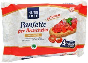 Nutrifree Panfette per Bruschetta 300 g.
