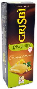 Matilde Vicenzi Grisbì Crema Limone 150 g.