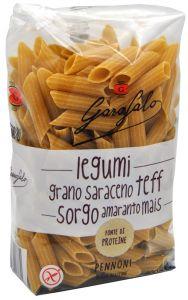 Garofalo Penne Rigate Legumi e Cereali 400 g.