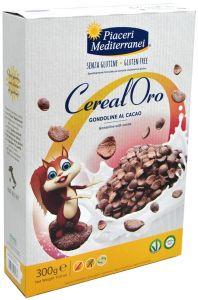 Piaceri Mediterranei Gondoline al Cacao 300 g
