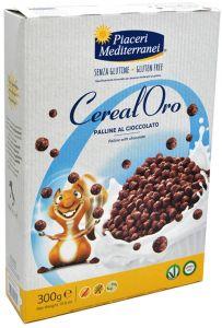 Piaceri Mediterranei Palline al Cioccolato 300 g