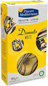 Piaceri Mediterranei Donuts White 2 X 45 g.