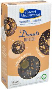 Piaceri Mediterranei Donuts Nocciole 2 X 45 g.