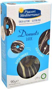 Piaceri Mediterranei Donuts Dark 2 X 45 g.