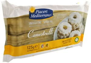 Piaceri Mediterranei Canestrelli 125 g.