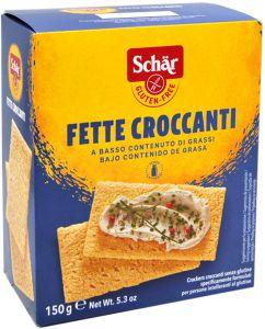 Schär Fette Croccanti 150 g.