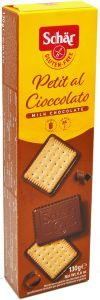 Schär Petit al Cioccolato 130 g.