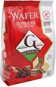 Guidolce Wafer al Cacao 250 g.