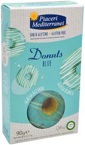 Piaceri Mediterranei Donuts Blue 2 X 45 g.
