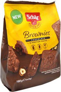 Schär Brownies 6 X 30 g.