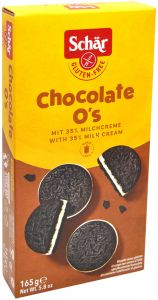Schär Chocolate O's 165 g.