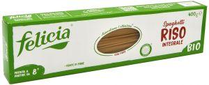Felicia Spaghetti di Riso Integrale Bio 400 g.
